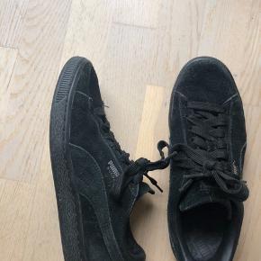 Sælger mine sorte puma sko  Str. 37   Spørg endelig for flere billeder