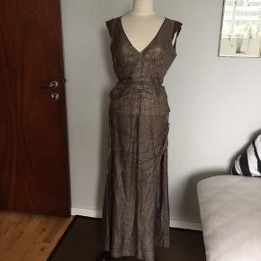 00b8a87a0ef3 Fantastisk flot 2-delt kjole (lang nederdel og top) Munthe +Simonsen.