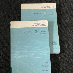 Sælger disse studiebøger, da jeg ikke får dem brugt længere.  Pr. Sæt 200 kr