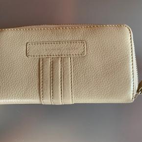 Large wallet 20x10x3 Beige Pink for Kortholder