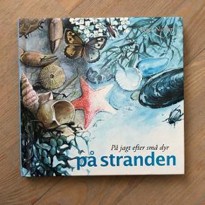 Lille bog om stranden på 70 sider i perfekt stand