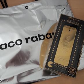 Det er en duft af de LIMITED EDITION. MILLION ×PAC MAN.  Pac man og Paco rabanne har samarbejdet om denne duft /emballage. SÆLGES ikke i butikkerne.  Sælges da jeg vandt et sæt til damer og mænd. Men har ikke brug for den til manden.  Stadig i ubrudt emballage.