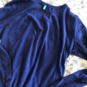 Flot lilla sweater 👾 God stand