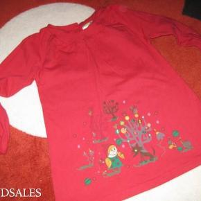 64671ac41d03 Varetype  Langærmet bluse tunika Farve  Lyserød Brugt én gang men ser efter  vask