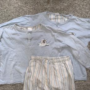 Fint nattøj, ukendt mærke, der er to trøjer, en er en størrelse større end den anden, følger med gratis. #30dayssellout