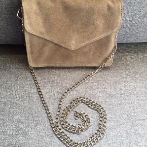 Ruskinds taske i beige fra Neye. Fejlkøb Np 199,99kr