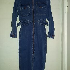 Sprød kjole i denim 💙