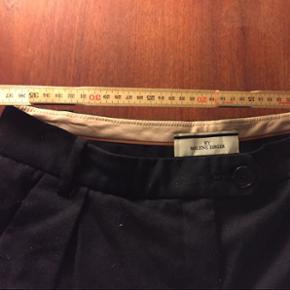 Malene Birger bukser i uldstof  Habit/'herre' bukser