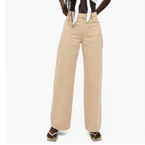 Sælger disse Yoko bukser fra Monki i str. 26. Jeg har købt dem på Trendsales hvor de er blevet brugt 4-5, så stortset som nye! Jeg har ikke selv brugt dem, kun prøvet dem på. Jeg sælger dem da jeg dsv ikke kan passe dem. Passes af en xs-s
