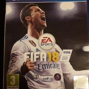 Spillene fungerer helt fejlfrit!  - FIFA 16 & 18 til PlayStation 4