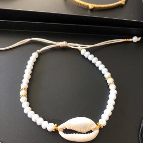 Nyt smukt armbånd med perler og muslinger    #30dayssellout