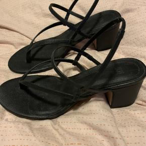 Helt nye sandaler. Aldrig brugte.