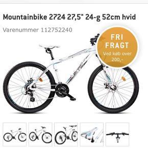 Sælger denne cykel. Står som ny i et skur. Ikke brugt