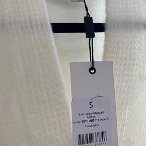 Flot hvid cardigan