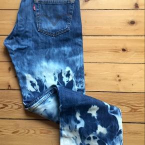 Levi's 501 vintage jeans Kan prøves / afhentes Kbh Sv eller sendes med DAO for 38kr.