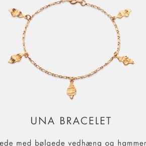 Una Bracelet fra Maanesten. Sælges da jeg ikke får det brugt :( Fejler intet brugt 2-3 gange  Tags: Pico, Jane Kønig, Pilgrim, Stine Goya, Brandy Melville, Pernille Corydon