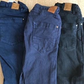 Tre par bukser fra Zara. 20 kr Per stk.