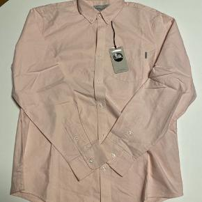 Carhartt Skjorte Large Alm. Pasform  100% Bomuld Kond. 10/10