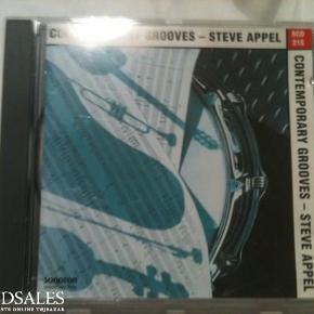 Brand: Contemporary Grooves - Steve Appel Varetype: CD Størrelse: - Farve: -  Sender gerne på købers regning :)
