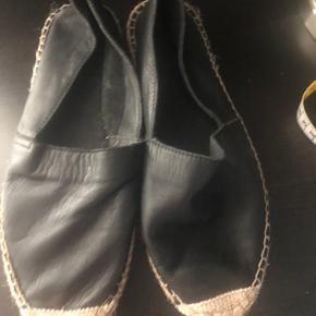 Så fine skind sko - fejler intet