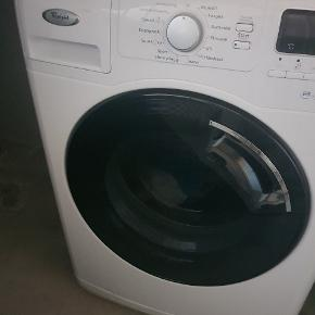 Whirlpool  Vaske maskine. Funger godt :-)