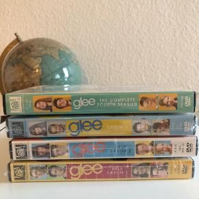 Glee sæson 1-4 aldrig åbnet