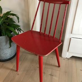 Har 4 stk flotte FDB stole til salg   Kom med realistisk bud