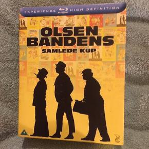 Olsen-banden alle 14 Blu-ray film