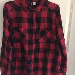 Str 42 Stor-ternet skjorte Mange styling muligheder