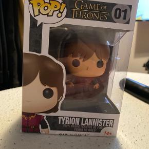 POP! TYRION LANNISTER  GAME OF THRONES Figur!  Aldrig åbnet, Edition 01!