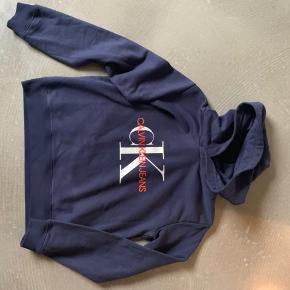 Lækker CK hoodie. Kun brugt 1 gang.