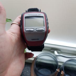 Pulsur fra Garmin. Brugt meget få gange. Velcro ser helt ny ud.