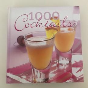 Drinks/cocktails bog  - et hav af spændende drinks