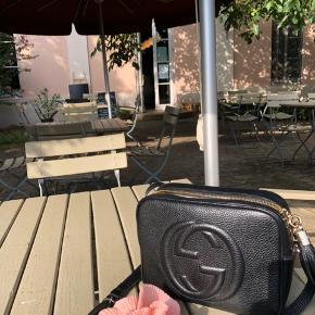 Overvejer sælge min Gucci Soho taske, den står næsten som ny og er blevet brugt skånsomt. Pakket i dustbag 😊😊