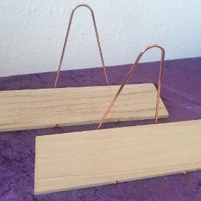 Trænger til en let gang med sandpapir 😉 L 35 cm - D 10 cm Bøjle højde 20 cm