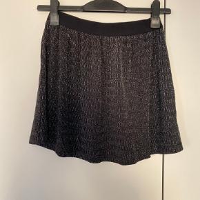 Fineste glitter nederdel