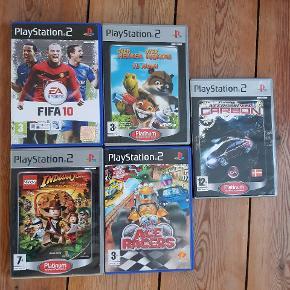 PS2 spil.  Se også mine andre annoncer - giver god mængderabat ved køb af flere ting 😊 #30dayssellout#