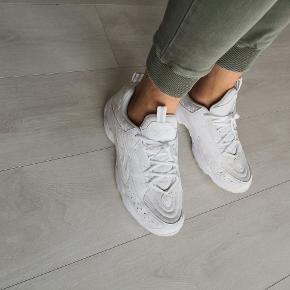 Chunky white reebok. Barely used