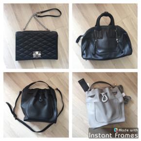 Zara tasker. Bud tages fra 100 + fragt. ;-)