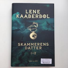Skammerens Datter 1 & 2 i samme bog.