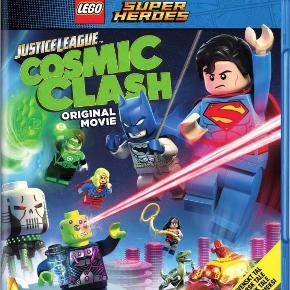 0234 👻 LEGO: Justice League - Cosmic Clash (Blu-ray) Dansk Tale - I FOLIE