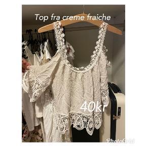 Creme Fraiche top