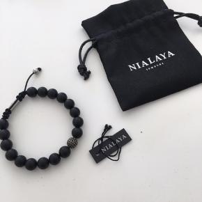 Nialaya armbånd Brugt få gange..  Byd! :-)