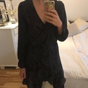 Flot slåom / wrap kjole