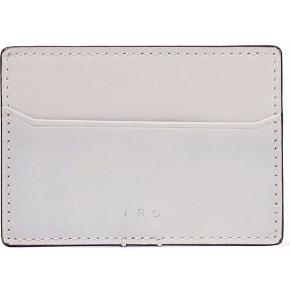 Iro cardholder in off white leather. Width 9 cm. Np 600 Fast price
