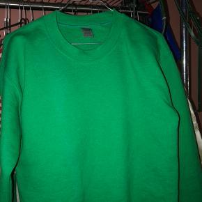 Grøn sweatshirt fra jørnæs  SÆLGES BILLIGT