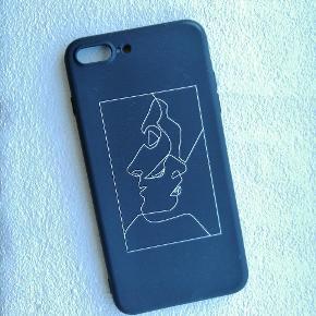 Iphone 8 plus covers Aldrig brugt. 20 kr.stk. Plus porto.  Porto er 10 kr med postnord via MobilePay.  Porto er 33 kr med DAO via Trendsales.