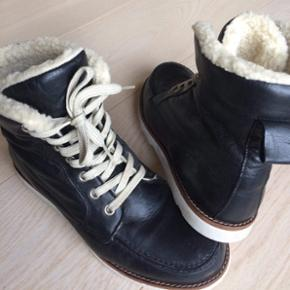 Vinterstøvler med foer