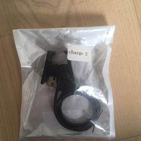 Jeg sælger en Fitbit charge 2 oplader. Den er købt på internettet for 50 kr. og er aldrig brugt. I er velkomne til at skrive hvis der er interesse for produktet :)