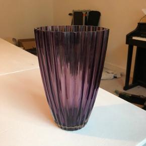 god og fin stand. ikke brugt så meget. krystal glas.